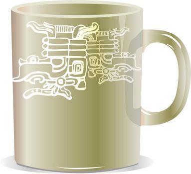 ancient mug