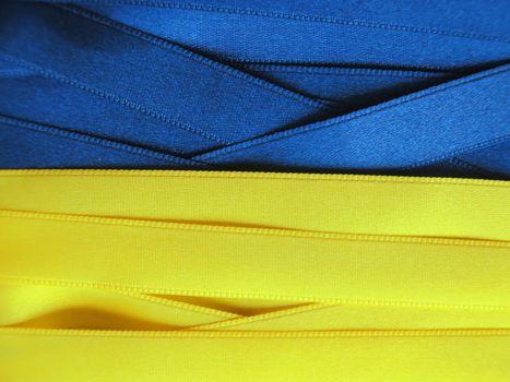 UKRAINE flag or banner
