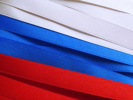 Russia flag or banner