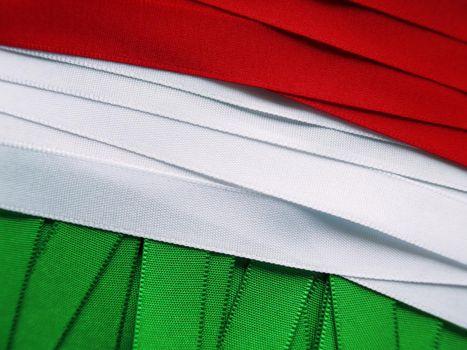 Hungary flag or banner