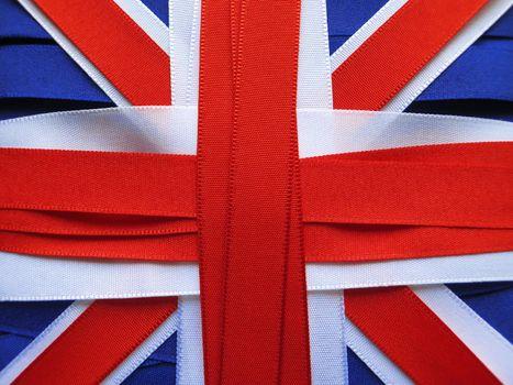United Kingdom flag or banner