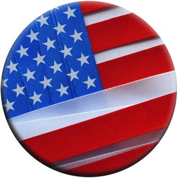 United States of America flag or banner