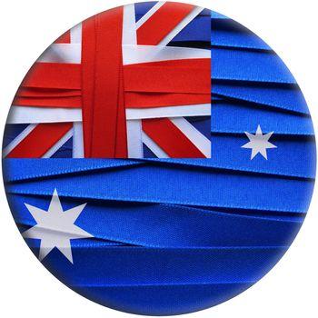 Australia flag or banner