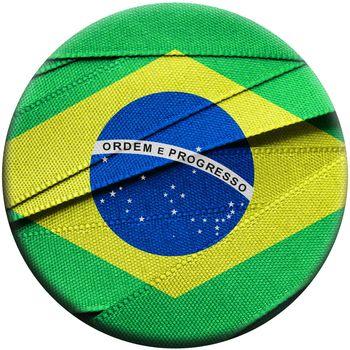 Brazil flag or banner