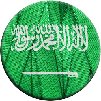 Saudi Arabia flag or banner