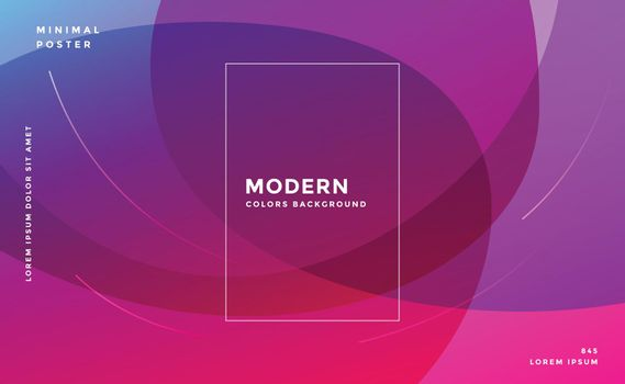 modern background abstract shapes with transparency