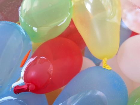 Floating Water Bombs