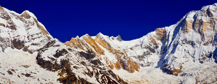 Annapurna I, Annapurna Conservation Area, Himalaya, Nepal