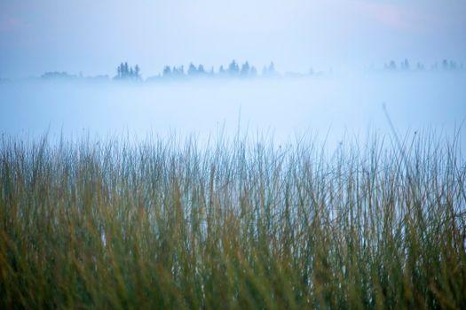 Sunrise Northern Lake