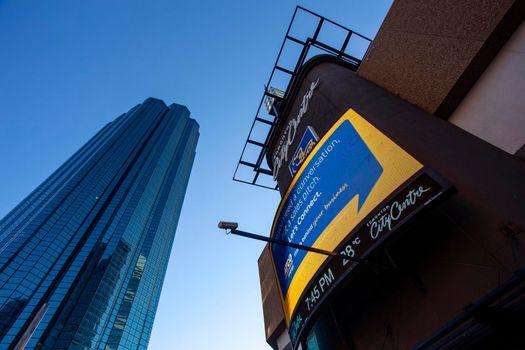 Downtown Edmonton City