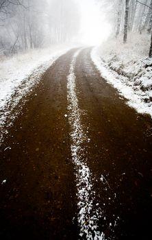 Cypress Hills Saskatchewan Winter