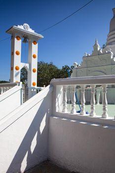 Dowa Raja Maha Viharaya temple, Sri Lanka.