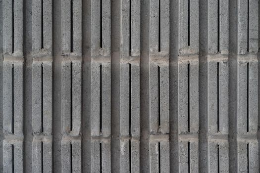 Background texture of Lightweight Concrete block, raw material for industrial or house wall.