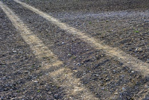 Track from the vehicle