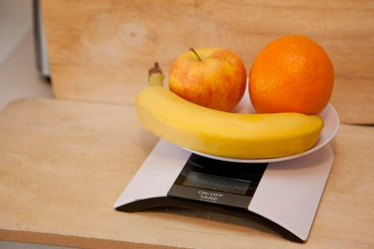 Weighing your healthy choices