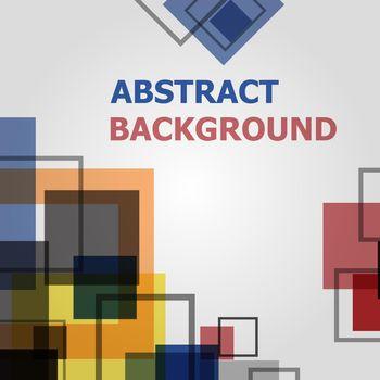 Abstract minimal geometric pattern design