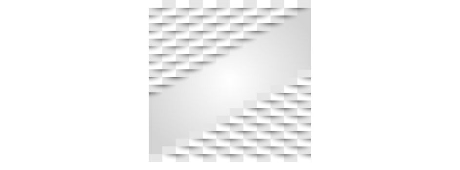 White abstract geometric texture background