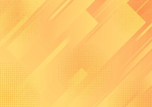 Abstract modern background yellow stripes diagonal with halftone effect corporate concept. Vector illustration