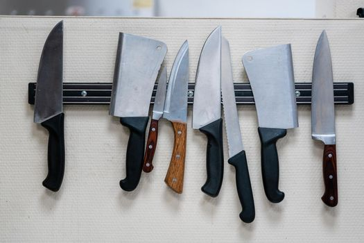 A set of cutlery