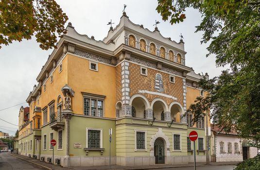 Forestry Office, Miskolc, Hungary