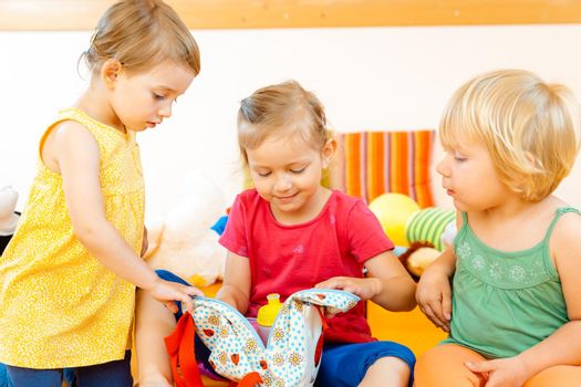 Playgroup in Kindergarten
