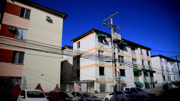 condominium popular residences in salvador