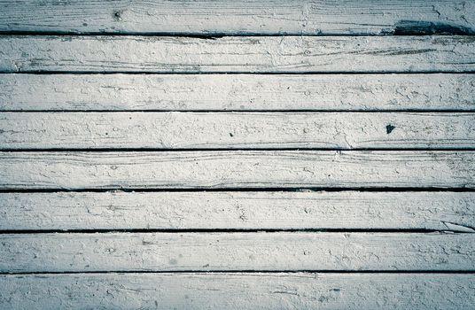 Light blue wooden plank background texture