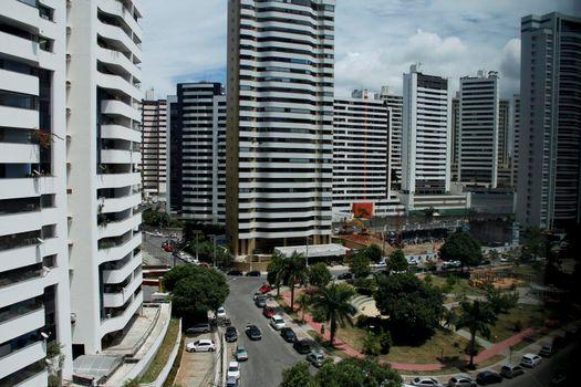 apartment buildings residences