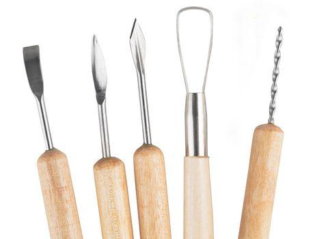 Tools for Carving Pumpkins