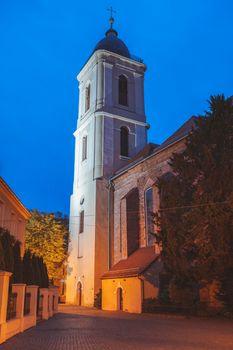 Church in Zielona Gora