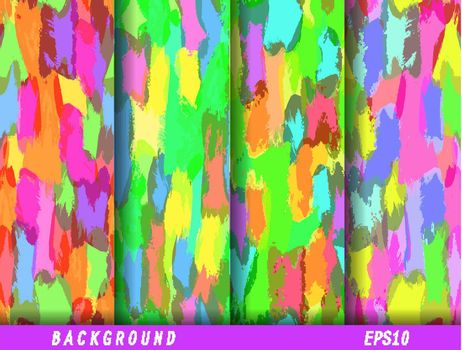 set of abstract vector patterns for a wide range of applications, backgrounds, banners, posters, textures, prints, and theme design. Vector illustration.