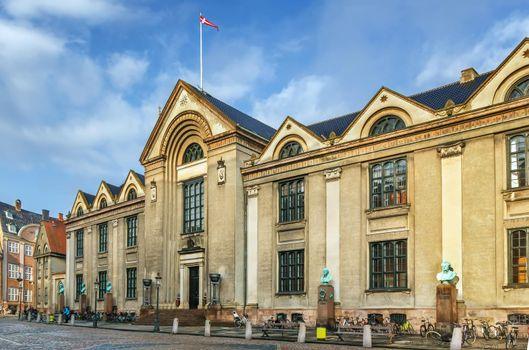 University of Copenhagen, Denmark