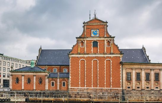 Church of Holmen, Copenhagen, Denmark