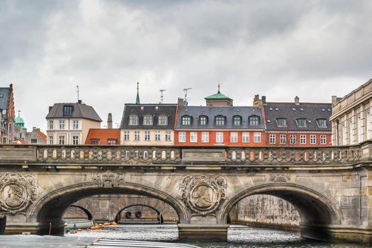 Bridge in Copenhagen, Denmark