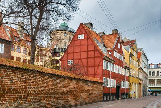 Street in Copenhagen, Denmark