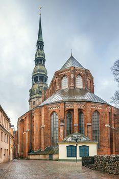 St. Peter Church, Riga, Latvia