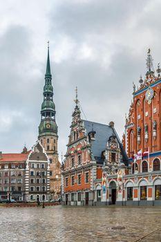 Town Hall Square, Riga, Lanvia