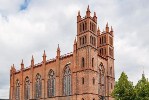 Friedrichswerder Church, Berlin, Germany