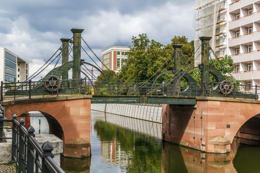 Jungfern Bridge, Berlin, Germany