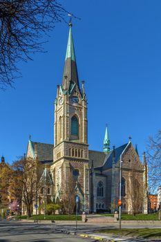 Oscars church, Stockholm, Sweden