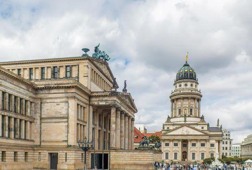 Gendarmenmark square , Berlin, Germany
