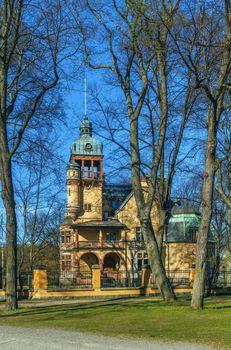 Villa Lusthusporten, Stockholm, Sweden