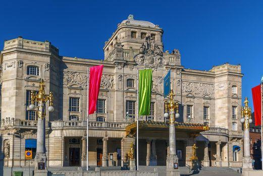 Royal Dramatic Theatre, Stockholm, Sweden