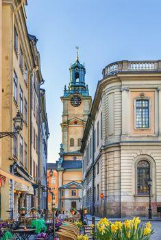 Church of St. Nicholas, Stockholm, Sweden