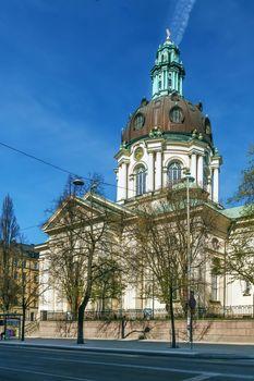 Gustav Vasa Church, Stockholm, Sweden