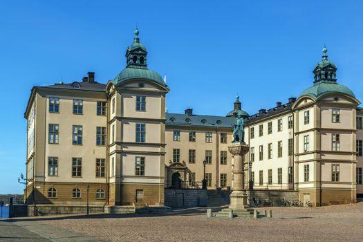 Wrangel Palace, Stockholm, Sweden