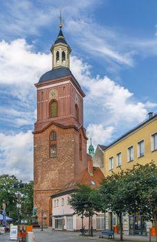 Saint Nicholas church in Spandau, Germany