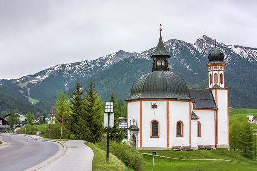 Church of the Holy Cross, Austria