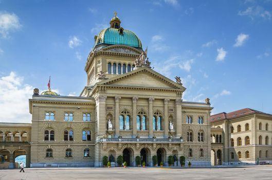 Federal Palace of Switzerland, Bern
