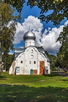 Church of St Vlasii, Veliky Novgorod, Russia